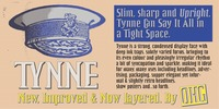 Tynne Poster by Russell McGorman