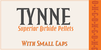 Tynne Superior Carbide by Russell McGorman