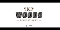 The Woods Font Download