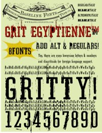 Grit Egyptienne Sample by Nathan Williams