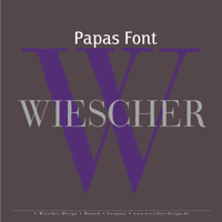 Papas Brochure by Gert wiescher