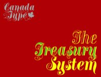 Treasury Brochure by Canada Type
