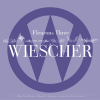 Fleurons Three by Gert Wiescher