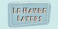 Le Havre Layers™ Font Download