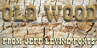 Old Wood JNL Font Download