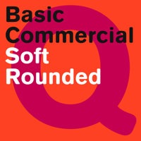 Basic Commercial Soft Rounded