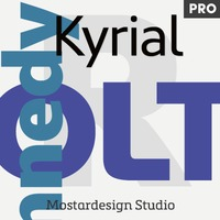 Kyrial Sans Pro by Mostardesign