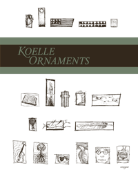 Koelle Ornaments Sample Book by Jeremy Dooley