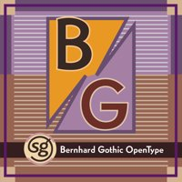 Bernhard Gothic SG by Jim Spiece