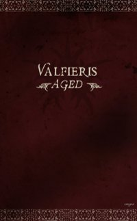 Valfieris Aged Sample Book by insigne