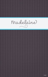 Madeleine Sample Book by insigne