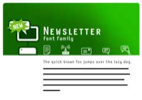 Newsletter Brochure by Ingo Krepinsky