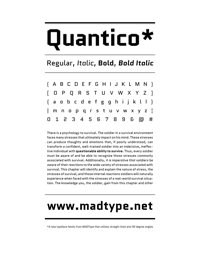 Quantico by Matt Desmond
