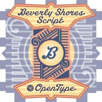 Beverly Shores Script SG by Jim Spiece