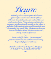 Beurre by Wilton