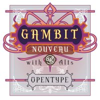 Gambit Nouveau SG by Jim Spiece