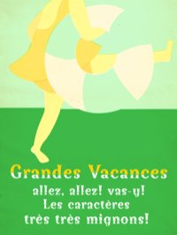 Grandes Vacances by Flat-it