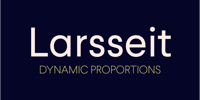 Larsseit Font Download