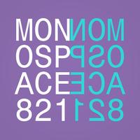 Monospace 821