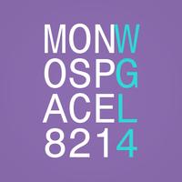 Monospace 821 WGL4