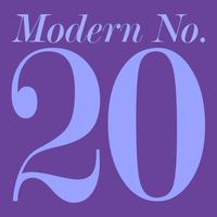 Modern No. 20