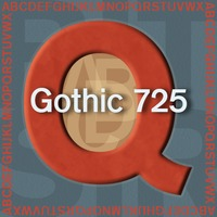 Gothic 725