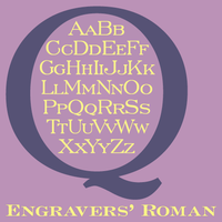 Engravers' Roman
