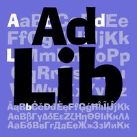 Ad Lib Poster