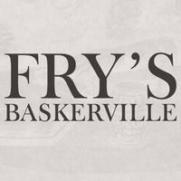 Fry's Baskerville Poster
