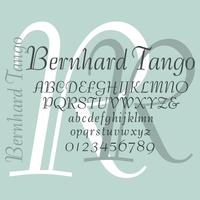 Bernhard Tango