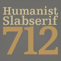 Humanist Slabserif 712
