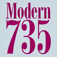 Modern 735