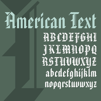 American Text