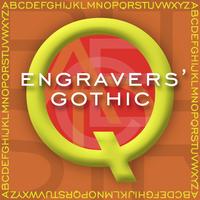 Engravers' Gothic