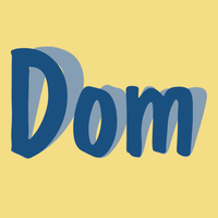 Dom Diagonal Poster