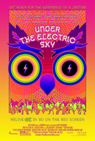 Neon Bugler on Under the Electric Sky movie poster by Focus Features