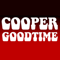 Cooper Goodtime flag by Harry Warren