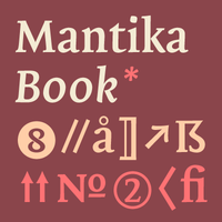 Mantika Book
