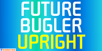 Future Bugler Upright main poster by Harry Warren