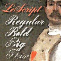 LeScript Poster