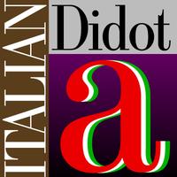 Italian Didot Poster