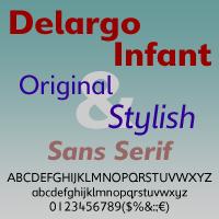 Delargo DT Infant