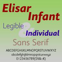 Elisar DT Infant Poster