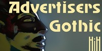 Advertisers Gothic by HiH
