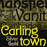 Carlingtown Poster