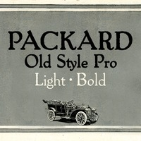 Packard Old Style