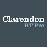 Clarendon BT Pro