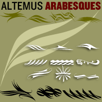 ALTEMUS ARABESQUES by Altemus Creative