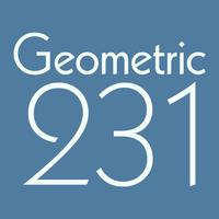 Geometric 231 Poster