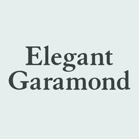 Elegant Garamond